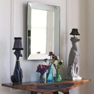 Прямоугольное настенное зеркало «Гэтсби»