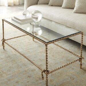 Прямоугольный кофейный стол «Гастон»