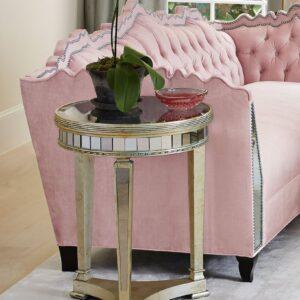 Круглый кофейный стол «Карсон»