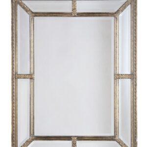 Зеркало в серебряной раме «Ларри»