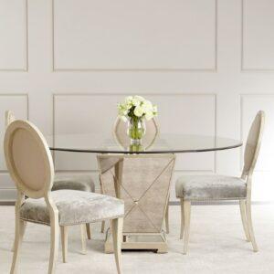 Круглый обеденный стол «Мортимер»