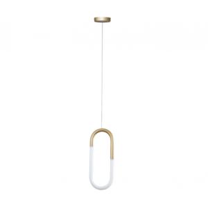 Подвесной светильник RING-01 brass