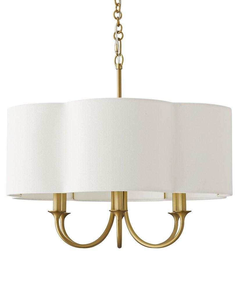 Люстра с 6-ю лампами