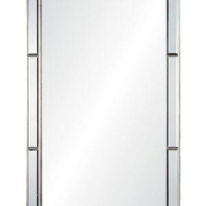 Зеркало в серебряной раме «Эвин»