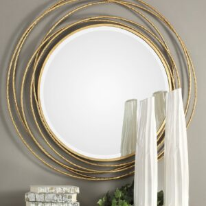 Круглое зеркало «Трюдо»