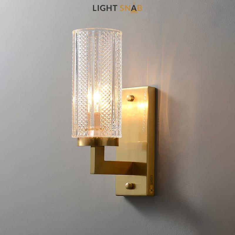 Настенный светильник Adeleine Wall 1 лампа