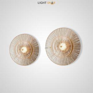 Светодиодный настенный светильник Agapi Wall