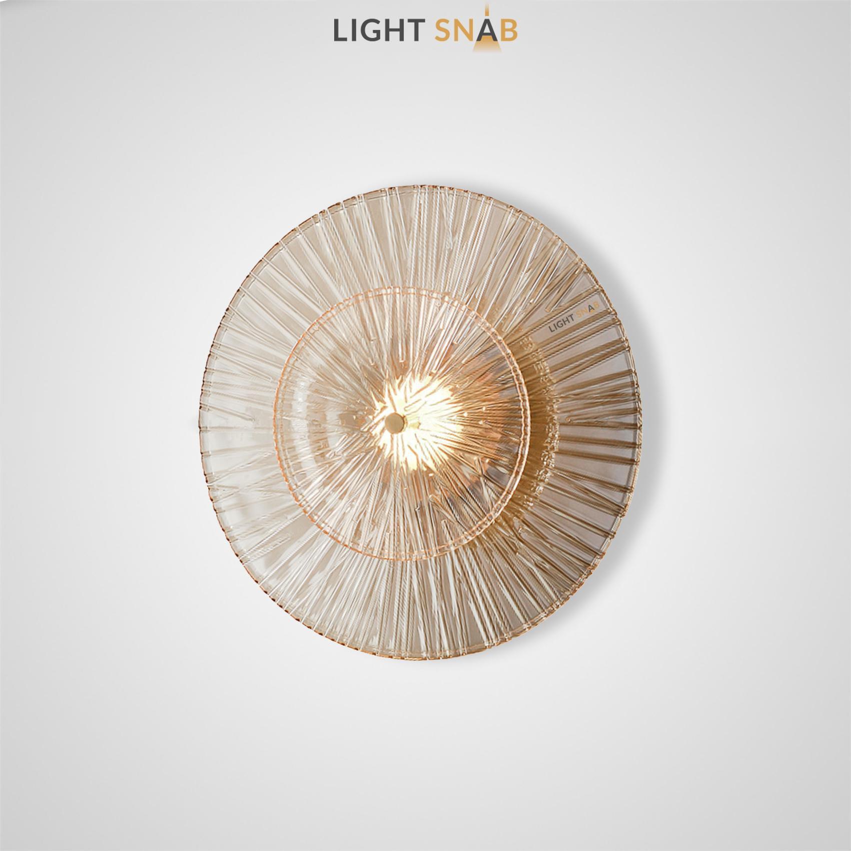 Светодиодный настенный светильник Agapi Wall размер M