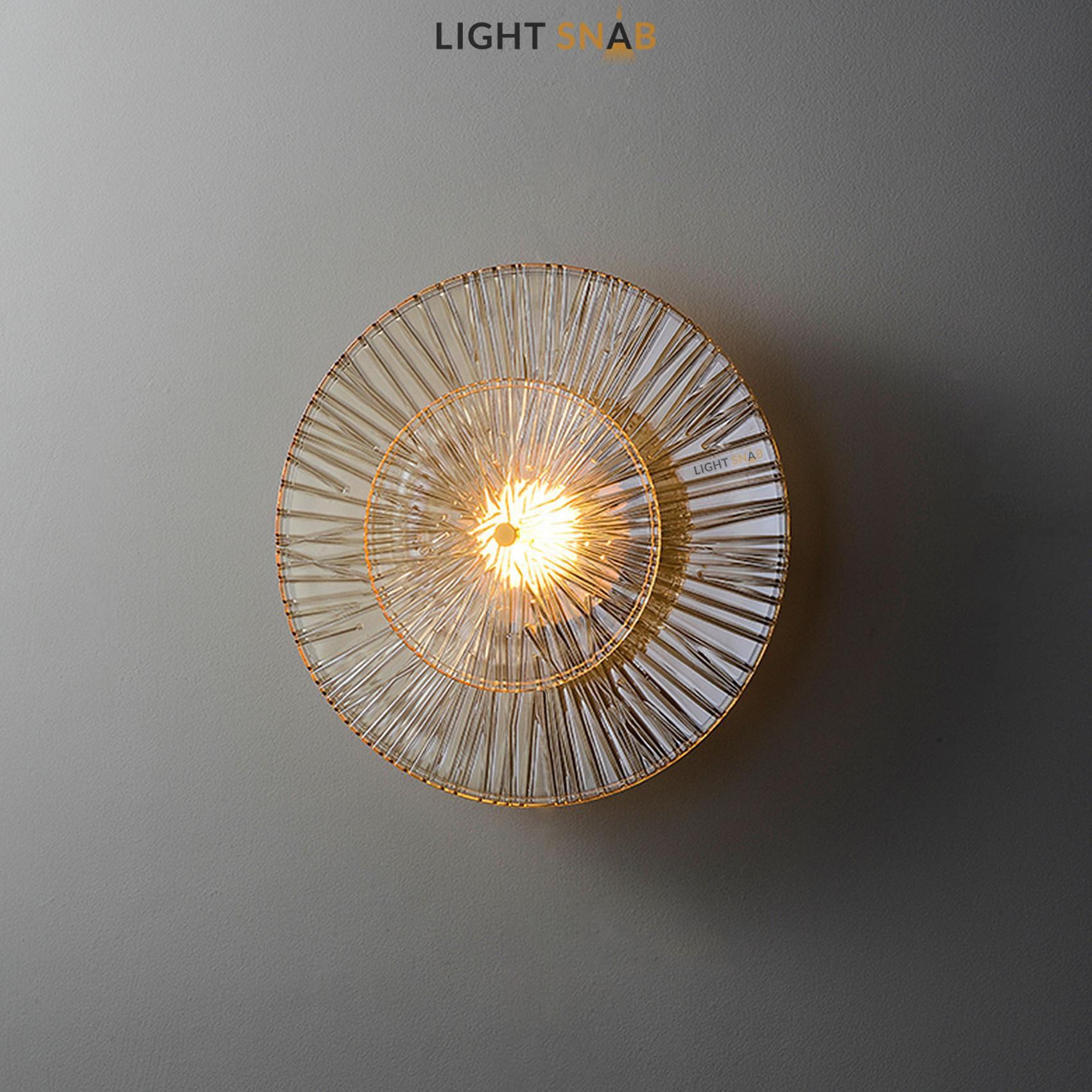 Светодиодный настенный светильник Agapi Wall размер S