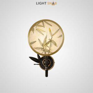 Светодиодный настенный светильник Akira Wall