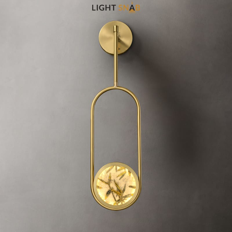 Светодиодный настенный светильник Akira Wall Frame размер M