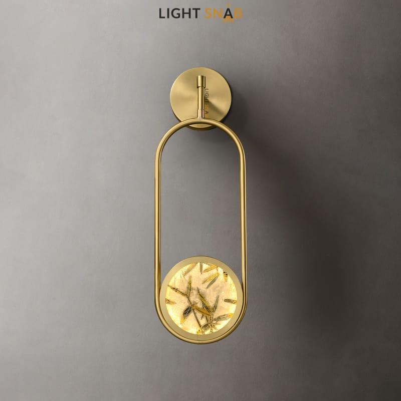 Светодиодный настенный светильник Akira Wall Frame размер S