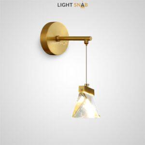 Светодиодный настенный светильник Aldis Wall