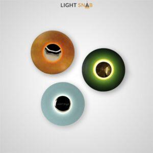 Настенный светодиодный светильник Alesta