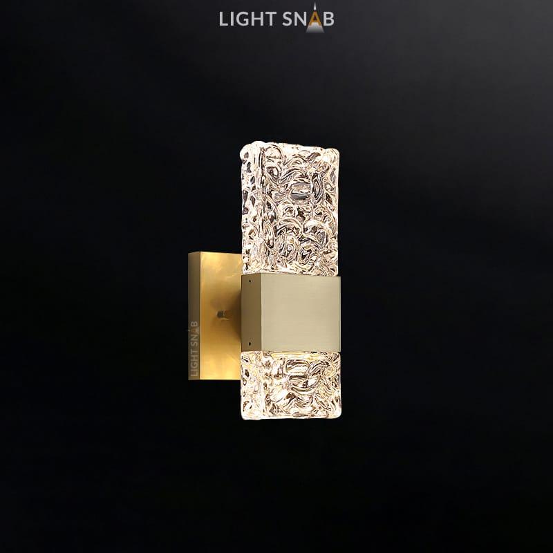 Настенный светильник Arimo Wall 1 лампа
