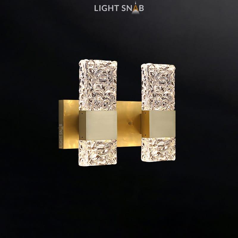 Настенный светильник Arimo Wall 2 лампы