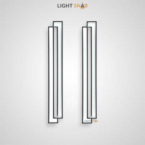 Настенный светодиодный светильник Arisaig Wall
