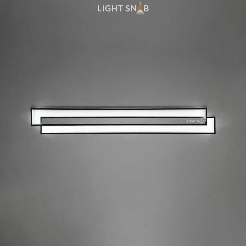 Настенный светодиодный светильник Arisaig Wall размер M свет белый