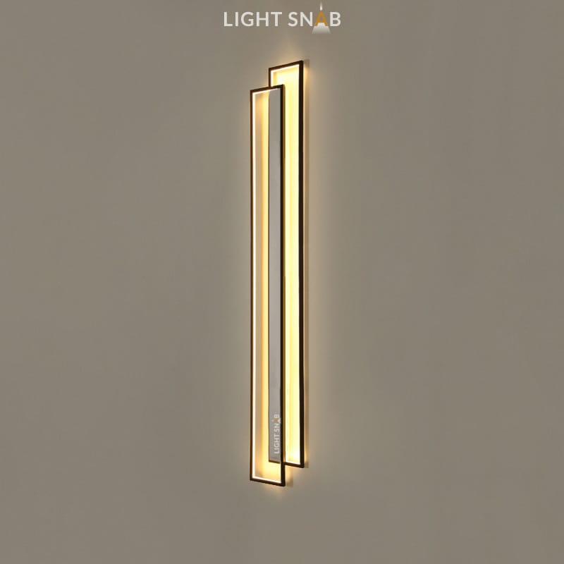 Настенный светодиодный светильник Arisaig Wall размер S свет трехцветный
