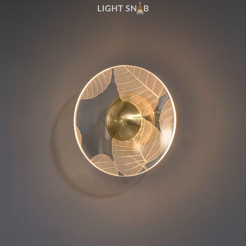 Настенный светильник Arven модель A