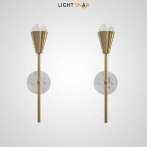 Настенный светильник Ave