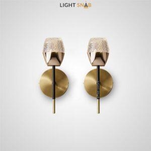 Настенный светодиодный светильник Bentina Wall