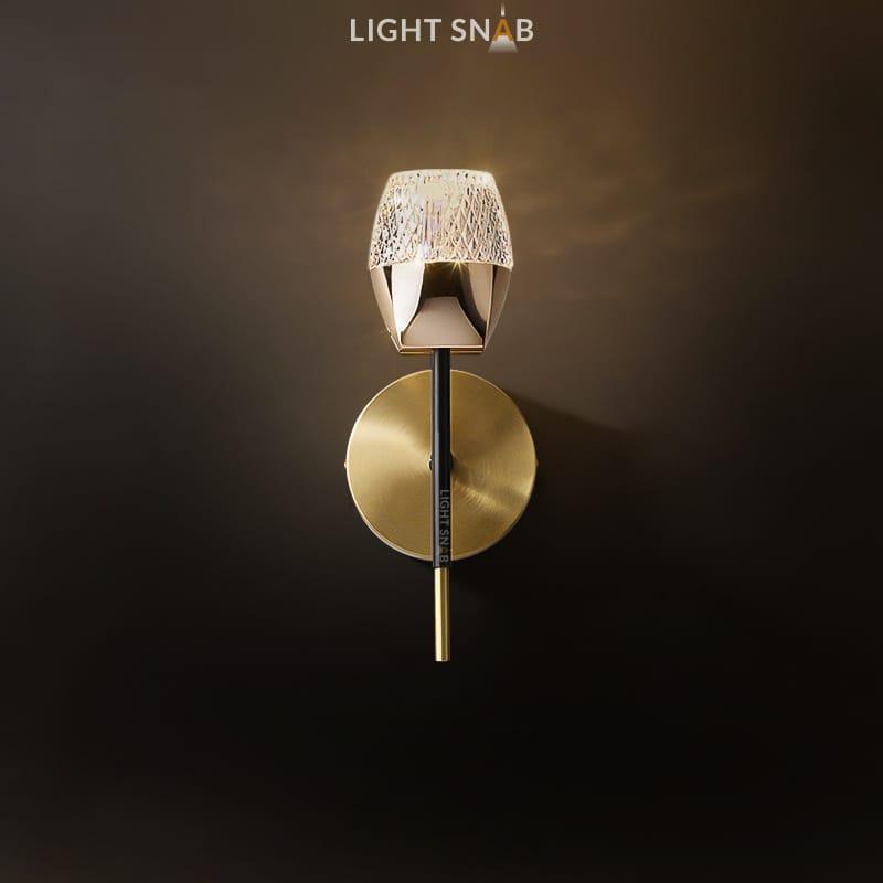 Настенный светодиодный светильник Bentina Wall 1 лампа