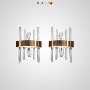 Светодиодный настенный светильник Carola Wall