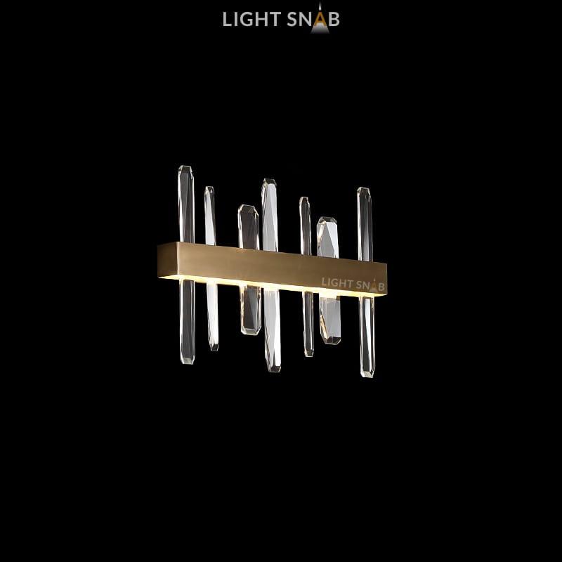 Светодиодный настенный светильник Carola Wall размер M