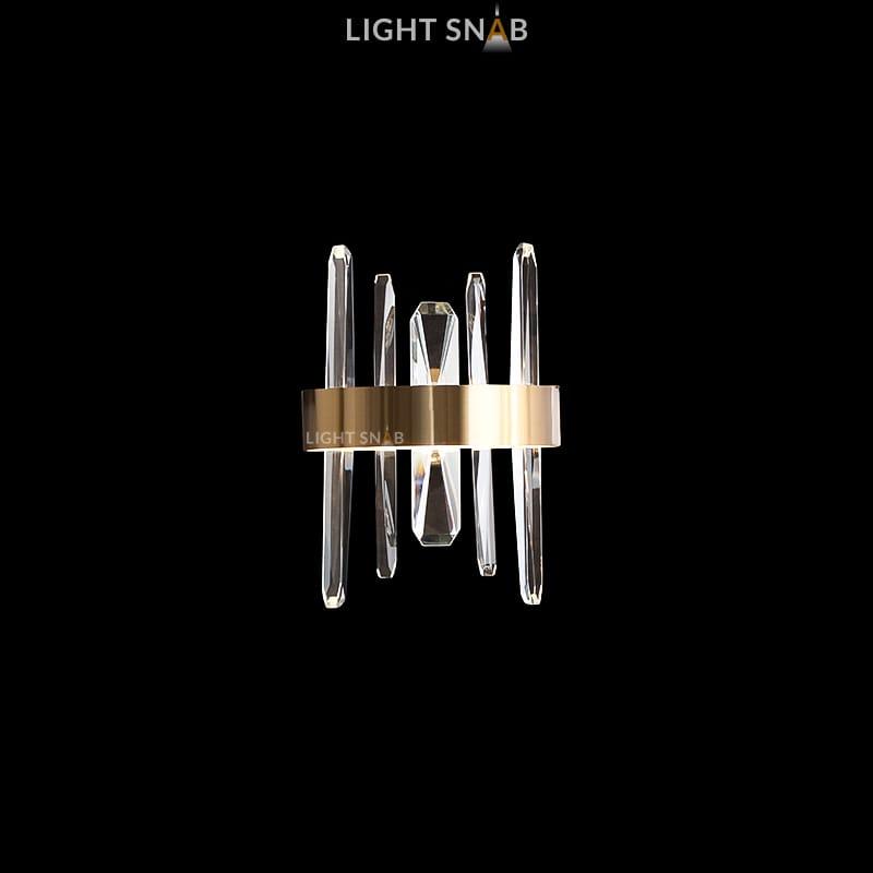 Светодиодный настенный светильник Carola Wall размер S