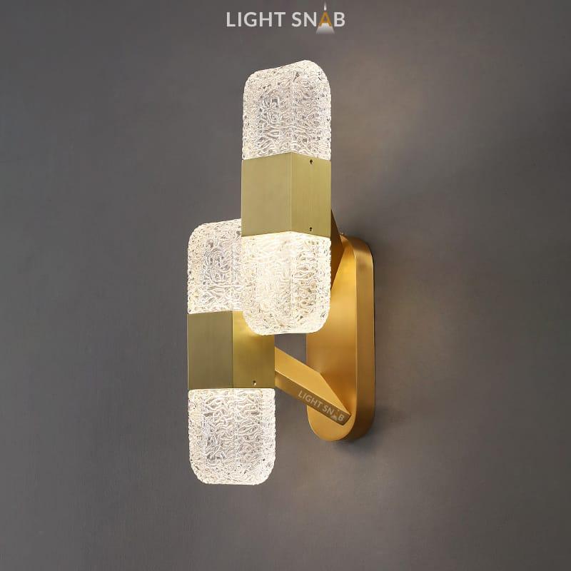Настенный светильник Charlin Wall 2 лампы