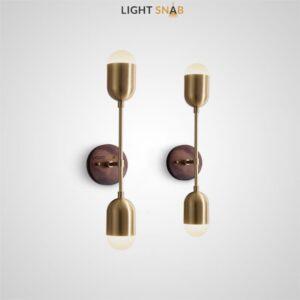 Настенный светодиодный светильник Chris