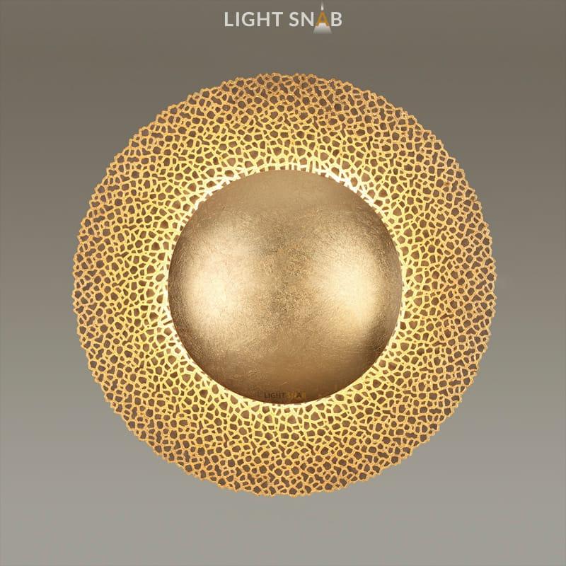 Бра Espen модель B цвет золото
