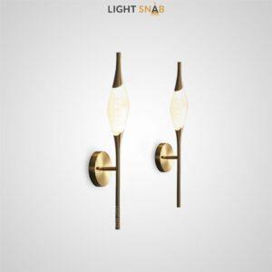 Настенный светодиодный светильник Fame B Wall