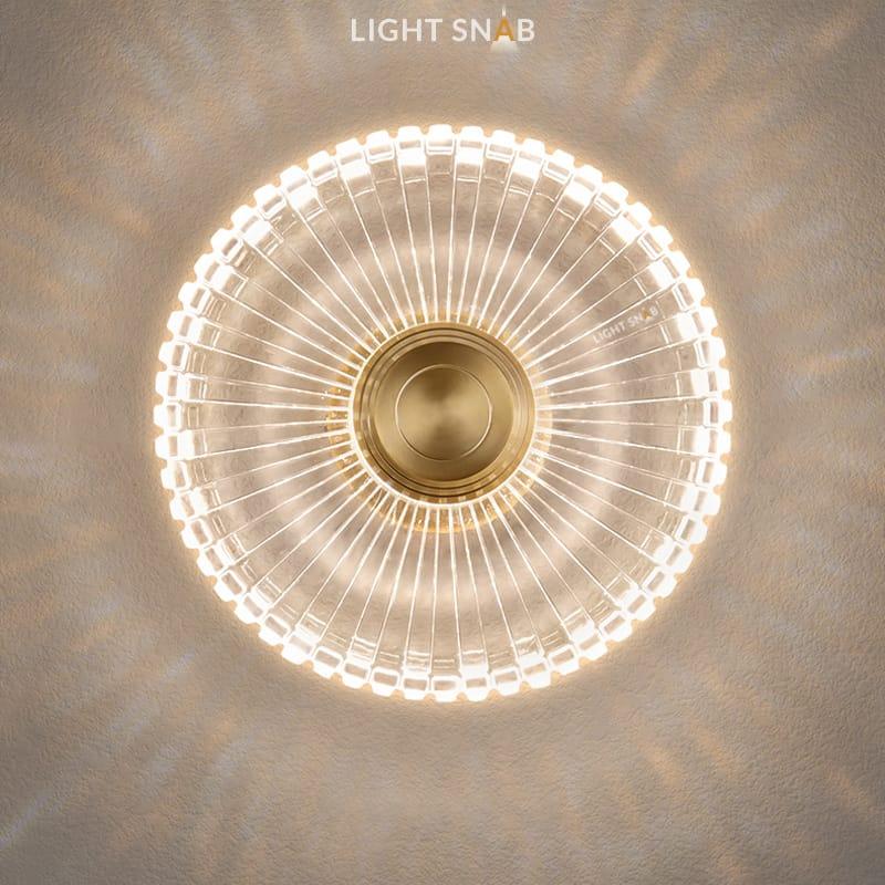 Настенный светодиодный светильник Florida Wall размер M