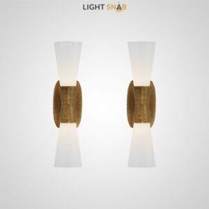 Дизайнерский настенный светильник Glade