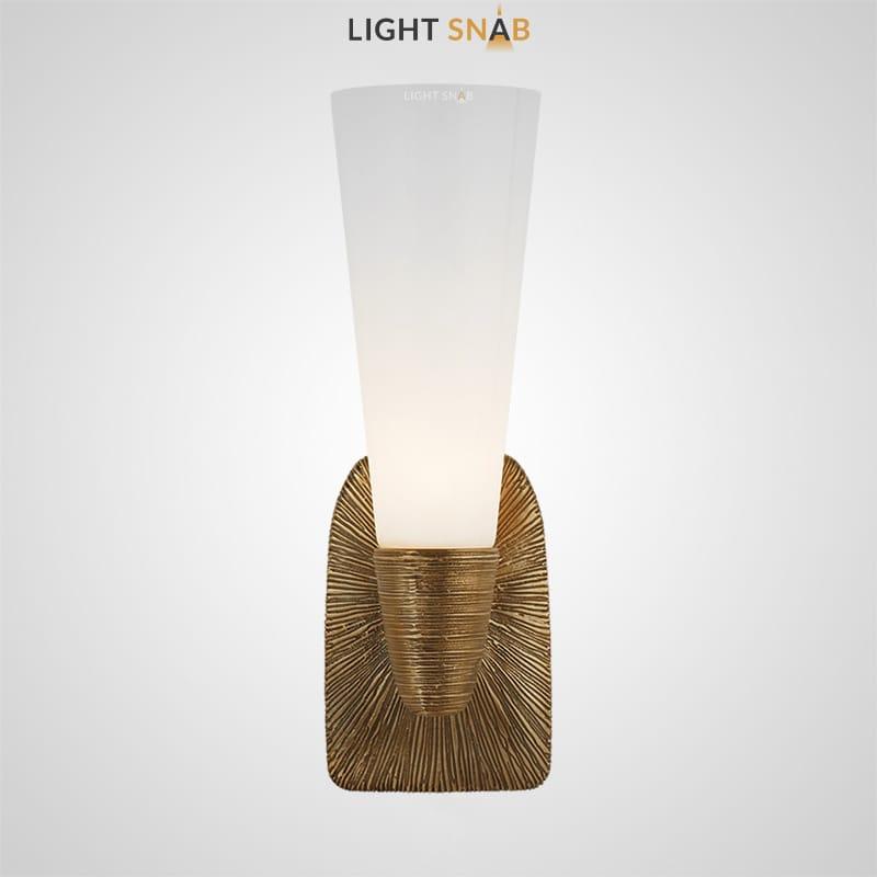 Дизайнерский настенный светильник Glade 1 лампа