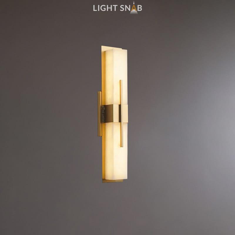Светодиодный настенный светильник Glee модель B