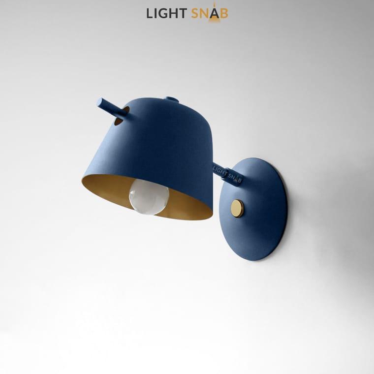 Настенный светильник Goda Wall цвет черника