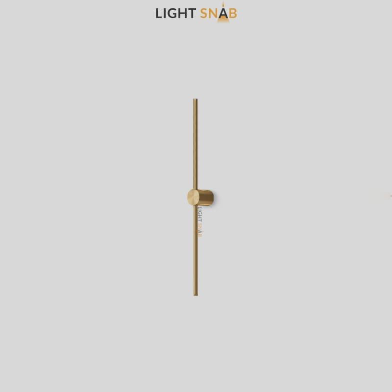 Настенный стержневый светильник Ion размер L