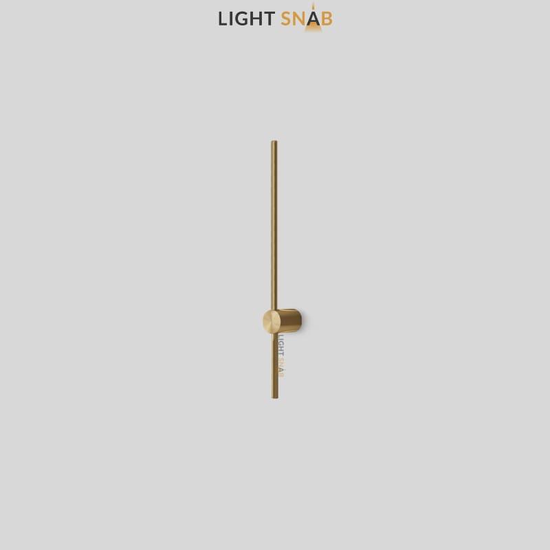 Настенный стержневый светильник Ion размер S