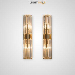 Настенный светильник Irlin