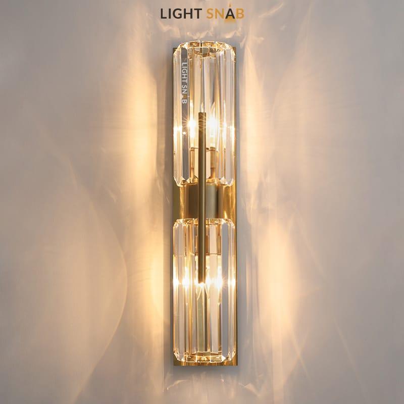 Настенный светильник Irlin размер M