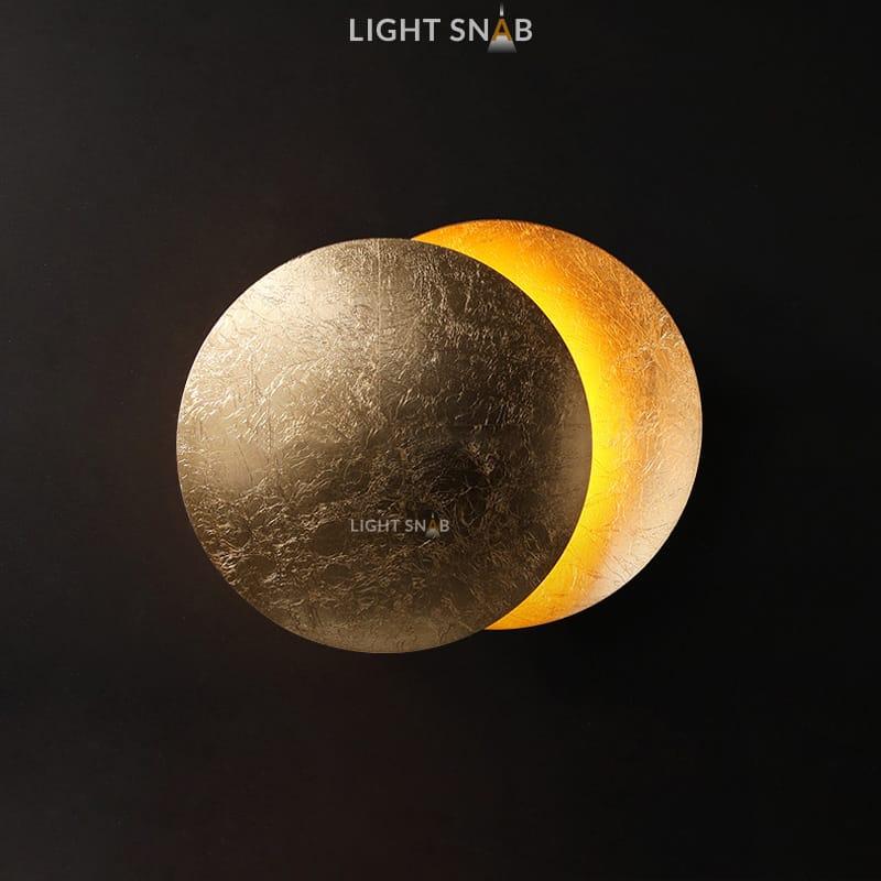 Настенный светодиодный светильник Jolien цвет бронза