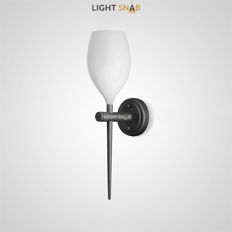 Настенный светильник Kai Wall цвет белый