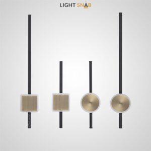 Настенный светильник Ladzag