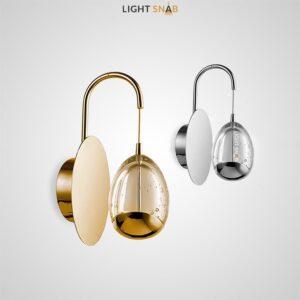 Настенный светодиодный светильник Lenita Wall