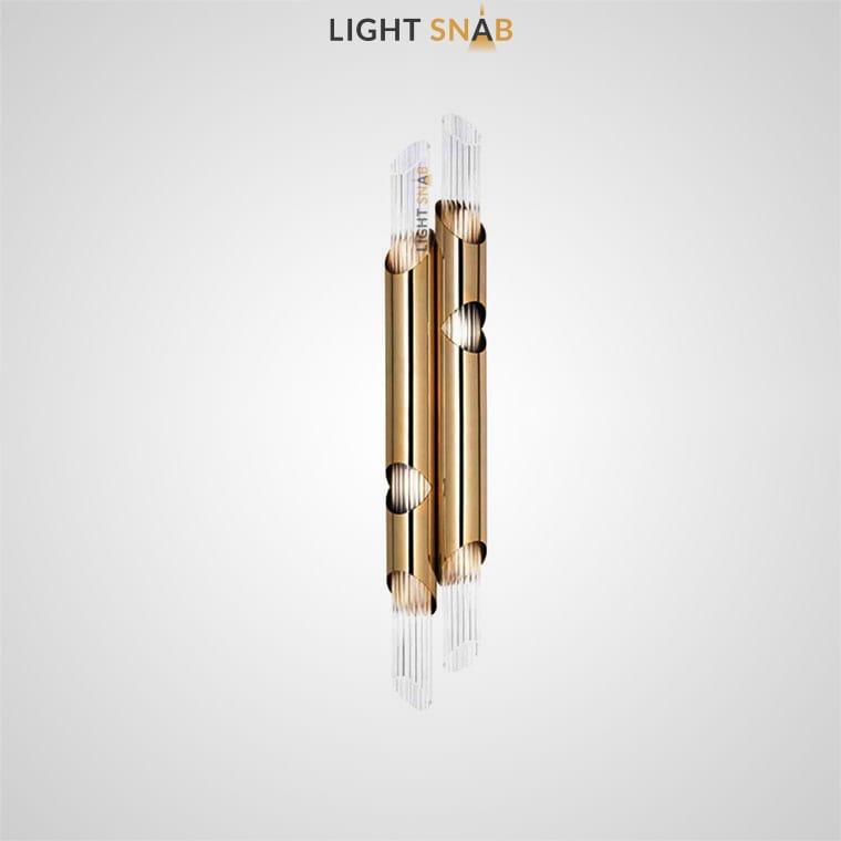 Настенный светильник Liguria Wall 4 лампы