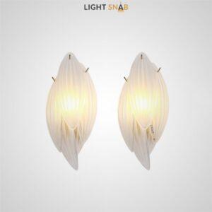 Настенный светодиодный светильник Lissa