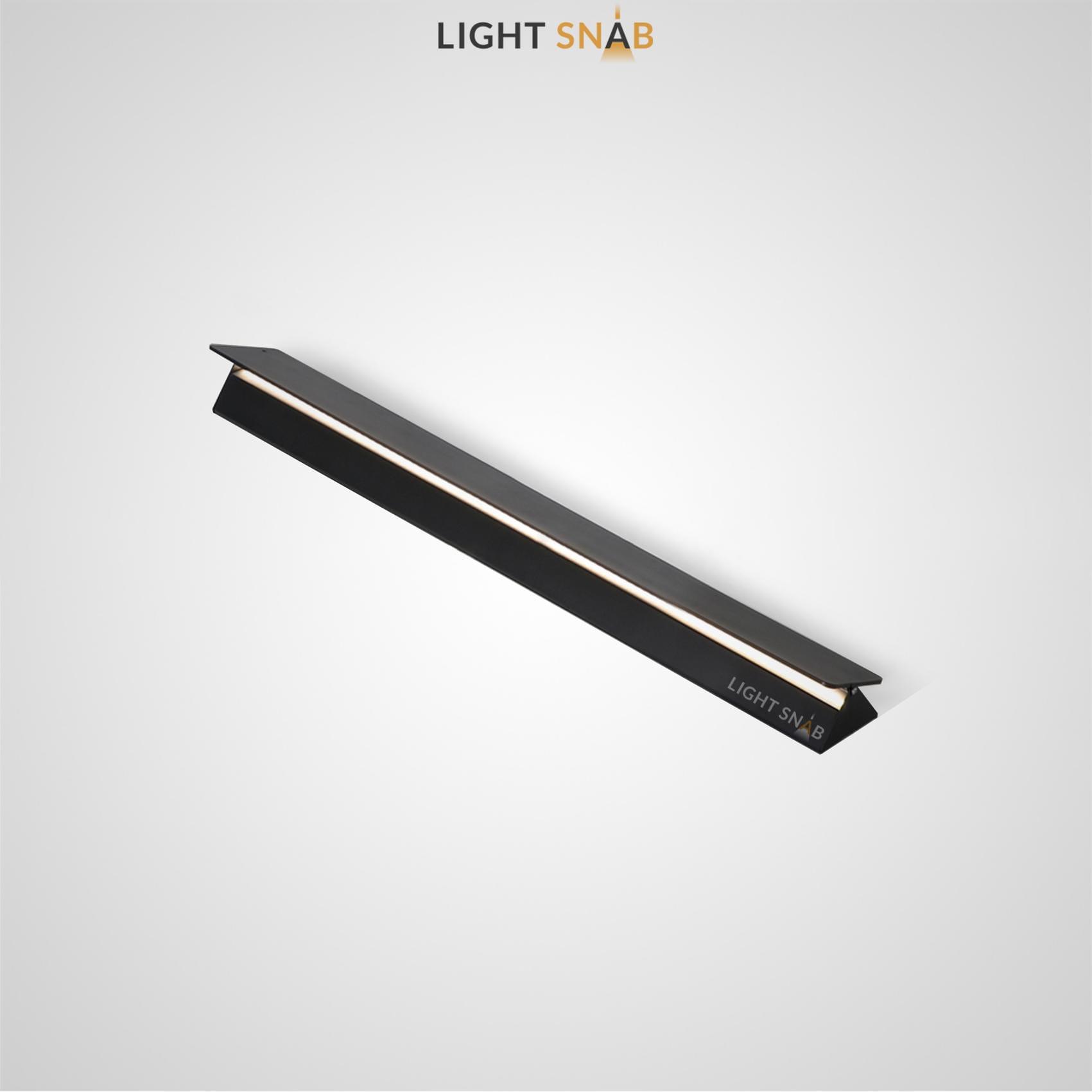 Настенный светодиодный светильник Live размер L